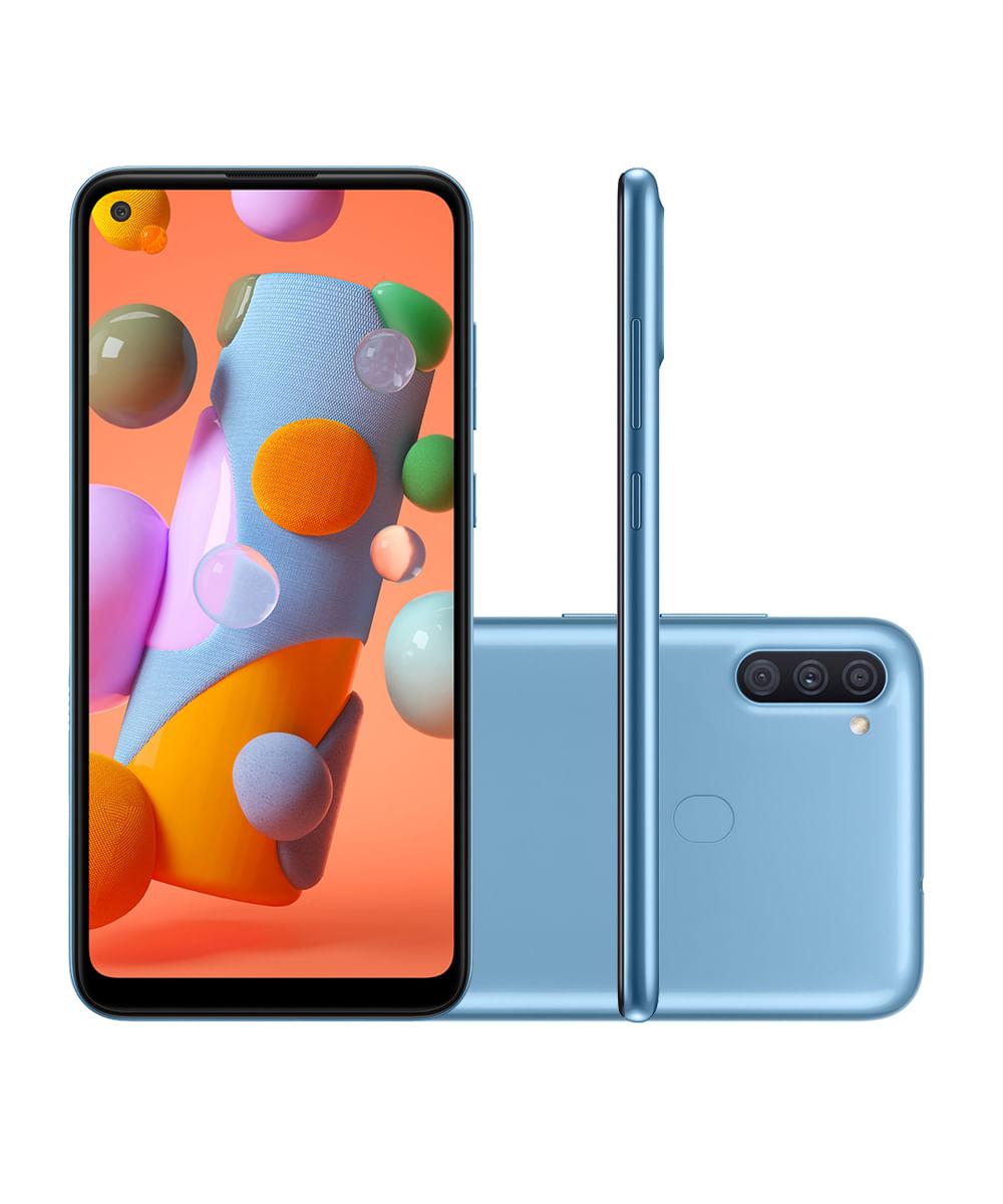 SMARTPHONE SAMSUNG SM-A115M GALAXY A11 64GB Azul