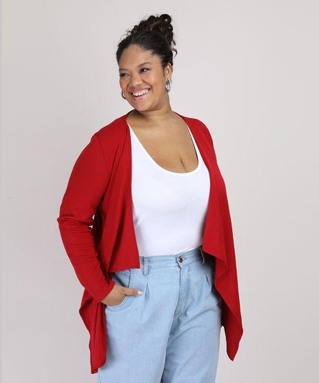 Capa-Feminina-Plus-Size-Canelada-Assimetrica-Vermelha-9952770-Vermelho_1