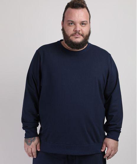 Blusao-de-Moletom-Masculino-Plus-Size-Azul-Marinho-9952912-Azul_Marinho_1