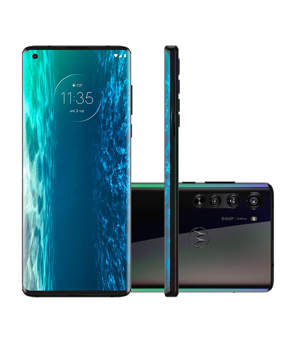 SMARTPHONE MOTOROLA XT2063-3 EDGE MIDNIGHT 128GB Solar Black