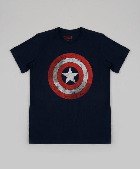 Camiseta-Juvenil-Capitao-America-Manga-Curta-Azul-Marinho-9927281-Azul_Marinho_1