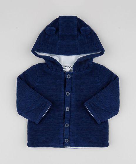 Blusao-Infantil-com-Capuz-e-Botoes-Azul-Escuro-9844357-Azul_Escuro_1