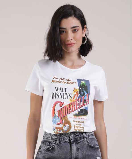 Blusa-Feminina-Cinderela-Manga-Curta-Decote-Redondo-Branca-9947861-Branco_1