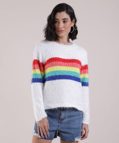 Sueter-de-Trico-Feminino-Pride-Arco-Iris-Branco-9813089-Branco_1