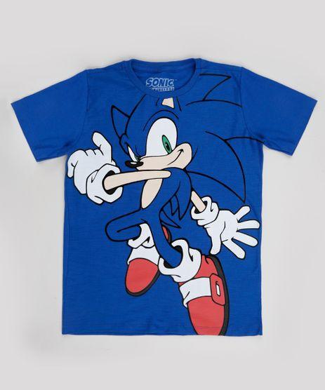 Camiseta-Juvenil-Sonic-Manga-Curta-Azul-9945196-Azul_1