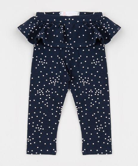 Calca-Legging-Infantil-Estampada-Poa-com-Babados-Azul-Marinho-9950895-Azul_Marinho_1