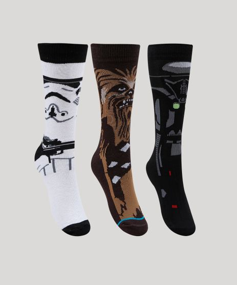 Kit-de-3-Meias-Masculinas-Cano-Alto-Star-Wars-Estampadas-Multicor-9951403-Multicor_1