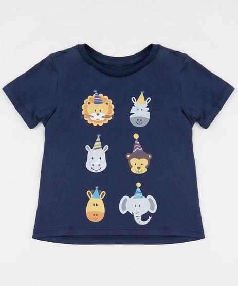 Camiseta-Infantil-Bichos-Manga-Curta-Azul-Marinho-9955081-Azul_Marinho_1
