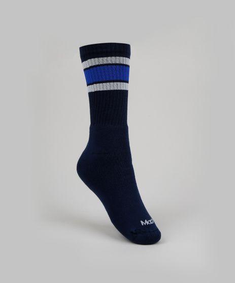 Meia-Masculina-Mash-Cano-Longo-com-Listras-Azul-Marinho-9950993-Azul_Marinho_1