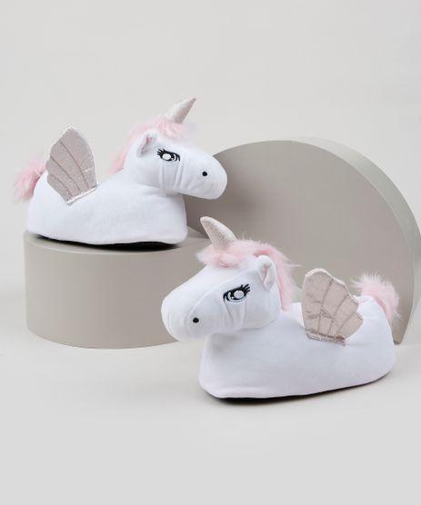 Pantufa-Infantil-Palomino-Unicornio-em-Pelo-Branca-9855769-Branco_1