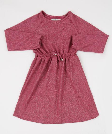 Vestido-Infantil-com-Brilho-Manga-Longa-Rosa-9944542-Rosa_1