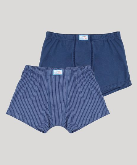 Kit-de-2-Cuecas-Infantil-Delrio-Boxer-Azul-9953173-Azul_1