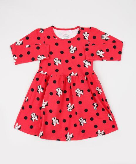 Vestido-Infantil-Minnie-Estampado-de-Poa-Manga-Longa-Vermelho-9913802-Vermelho_1