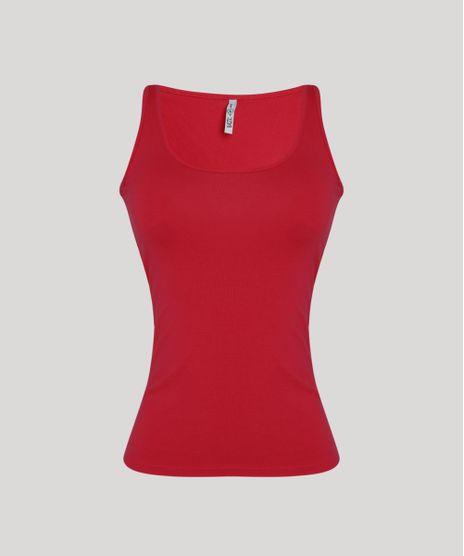 Regata-Feminina-Basica-Decote-Redondo--Vermelho-Escuro-9647679-Vermelho_Escuro_1