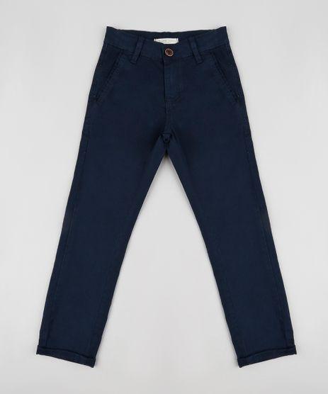 Calca-de-Sarja-Infantil-Slim-Azul-Escuro-Calca-de-Sarja-Infantil-Slim-Azul-Escuro_1