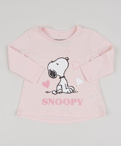 Blusa-Infantil-Snoopy-Manga-Longa-Rosa-9954088-Rosa_1