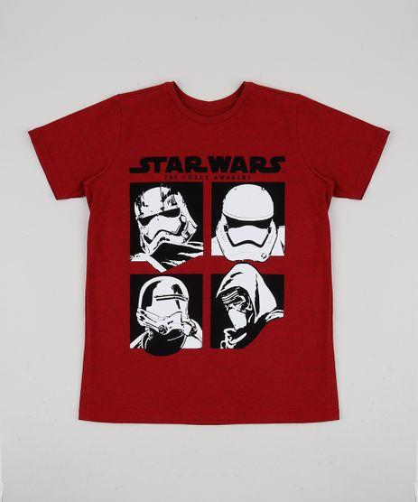 Camiseta-Juvenil-Star-Wars-Stormtrooper-Manga-Curta-Vermelha-9945194-Vermelho_1