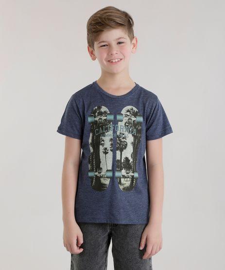 Camiseta--California-Summer-Day--Azul-Marinho-8694114-Azul_Marinho_1