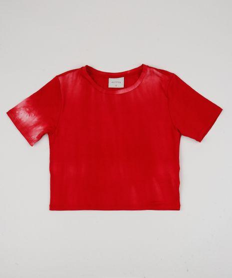 Blusa-Juvenil-Cropped-Estampada-Tie-Dye-Manga-Curta-Vermelha-9956098-Vermelho_1