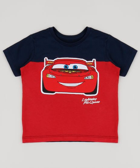Camiseta-Infantil-Carros-Relampago-McQueen-Manga-Curta-Vermelha-9953798-Vermelho_1