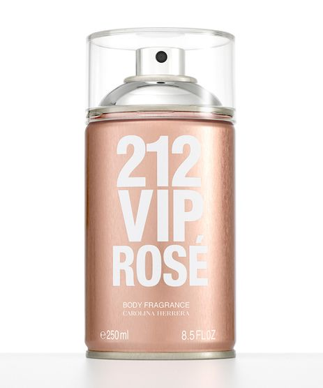 Body-Spray-Carolina-Herrera-212-Vip-Rose-Feminino-250ml-unico-9570113-Unico_1