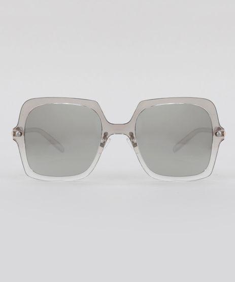 Oculos-de-Sol-Quadrado-Feminino-Oneself-Transparente-8628890-Transparente_1