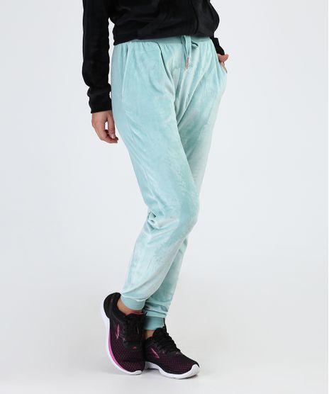 Calca-Feminina-Basica-Esportiva-Ace-Cintura-Alta-em-Plush-Azul-Claro-9802181-Azul_Claro_1