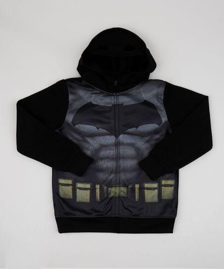 Blusao-Infantil-Batman-em-Moletom-com-Capuz-Preto-9337961-Preto_1