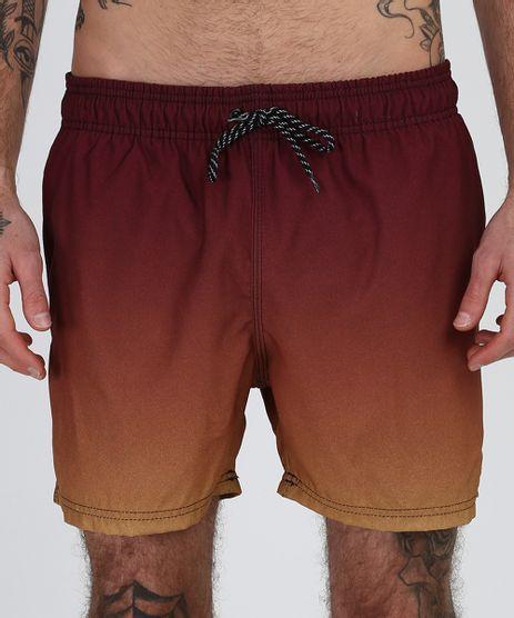 Short-Masculino-Estampa-Degrade-com-Bolsos-Vinho-9954388-Vinho_1