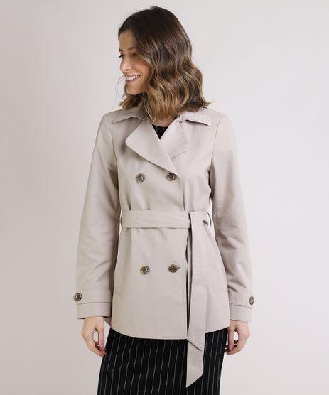 Casaco-Trench-Coat-Feminino-Transpassado-com-Faixa-para-Amarrar-Off-White-9818779-Off_White_1