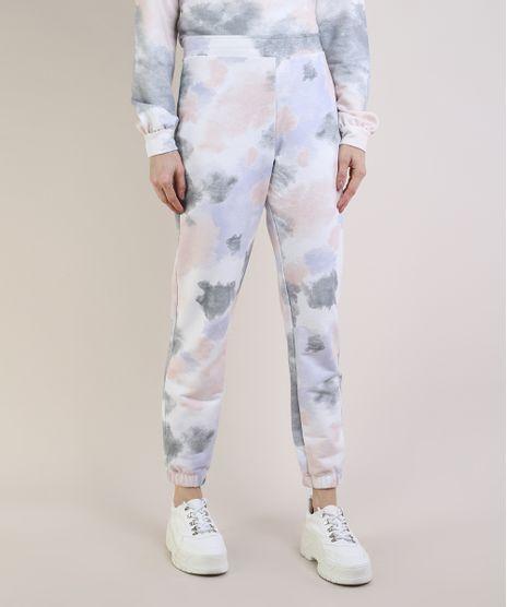 Calca-de-Moletom-Feminina-Mindset-Jogger-Estampada-Tie-Dye-Cintura-Media-Off-White-9954587-Off_White_1