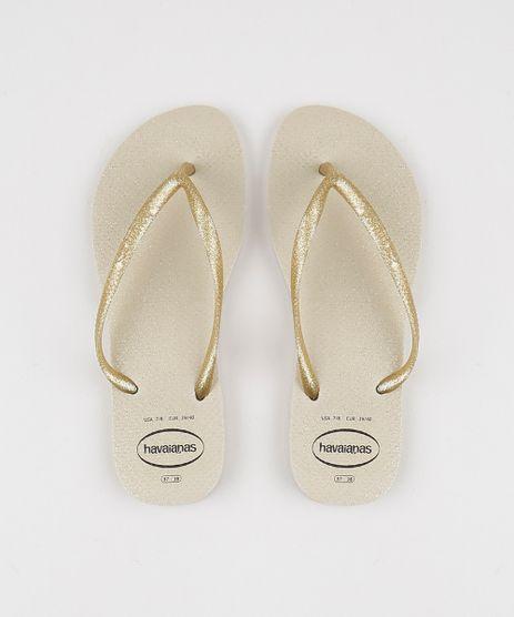 Chinelo-Feminino-Havaianas-Slim-Dourado-9951520-Dourado_1