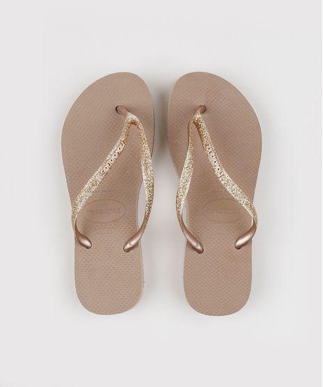Chinelo-Feminino-Havaianas-Slim-Flatform-Dourado-9951522-Dourado_1
