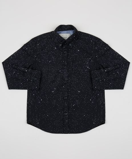 Camisa-Infantil-Estampado-Manga-Longa-Preta-9808453-Preto_1