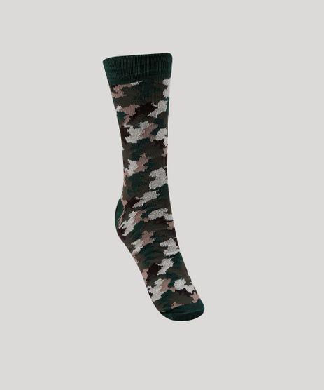 Meia-Feminina-Cano-Alto-Estampa-Camuflada-Verde-Militar-9944799-Verde_Militar_1