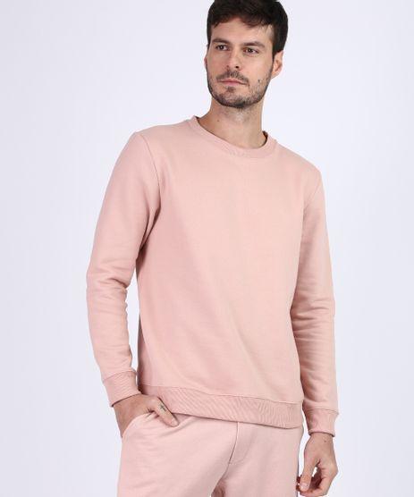 Blusao-de-Moletom-Masculino-Manga-Longa-Gola-Careca-Rose-9952818-Rose_1