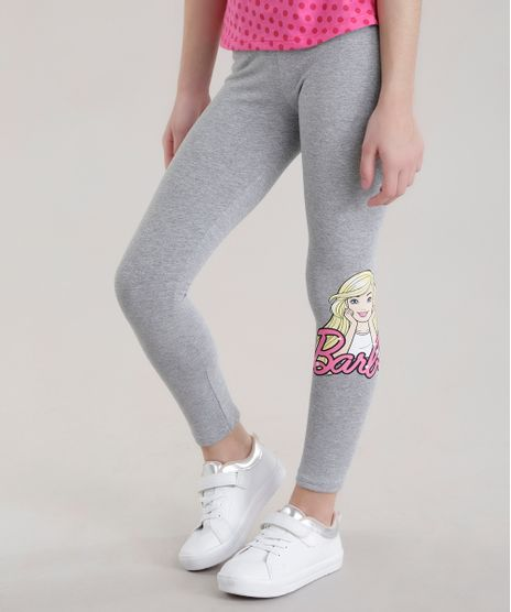 Calca-Legging-Barbie-Cinza-Mescla-8692263-Cinza_Mescla_1