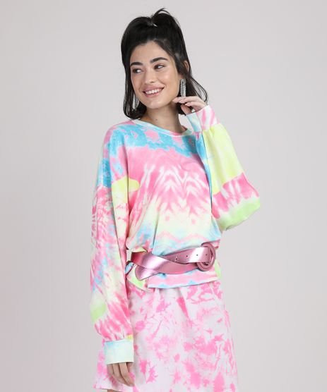 Blusao-de-Moletom-Feminino-Amplo-Estampado-Tie-Dye-Decote-Redondo-Multicor-9950562-Multicor_1