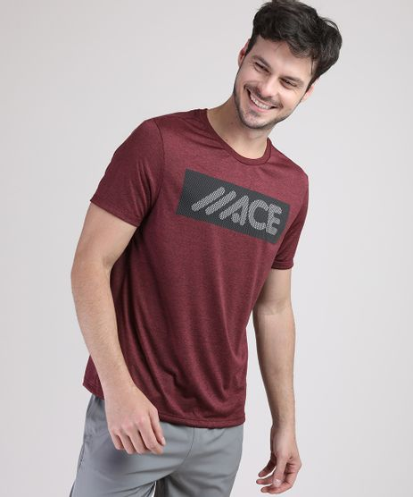 Camiseta-Masculina-Esportiva-Ace-Manga-Curta-Gola-Careca-Vinho-9723565-Vinho_1