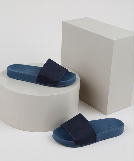 Chinelo-Slide-Jeans-Infantil-Molekinho-Azul-Escuro-9952683-Azul_Escuro_1