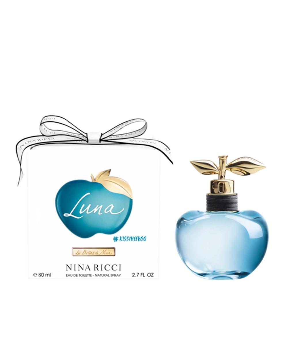 Perfume Les Belles de Nina - Luna - Nina Ricci - Eau de Toilette Nina Ricci Feminino Eau de Toilette