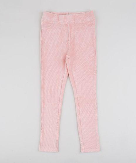 Calca-Legging-Infantil-em-Veludo-Cotele-com-Bolsos-Rose-9801857-Rose_1