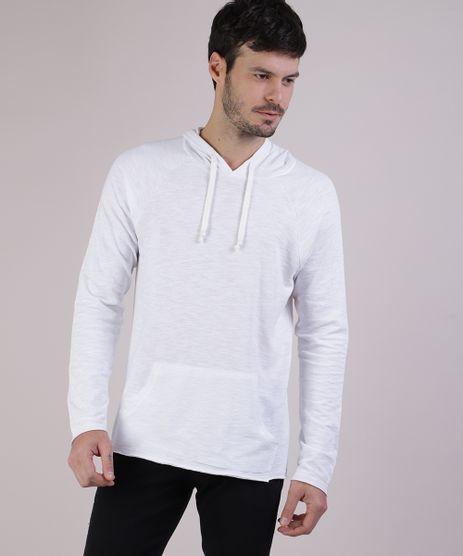 Camiseta-Masculina-com-Capuz-e-Manga-Raglan-Branco-9942880-Branco_1