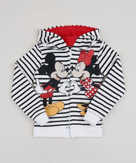 Blusao-de-Moletom-Infantil-Minnie-e-Mickey-Listrado-com-Capuz-Off-White-9946313-Off_White_1