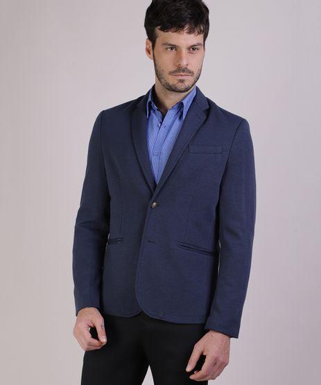 Blazer-Masculino-Em-Piquet-Com-Botoes-Manga-Longa-Azul-Marinho-9782921-Azul_Marinho_1