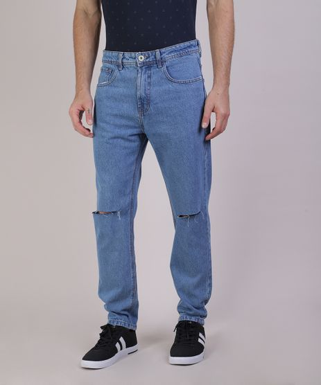 Calca-Jeans-Masculina-NASA-Tapered-First-Jeans-Medio-9944548-Jeans_Medio_1