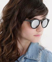 03c1094d9c807 Kit de Óculos de Sol Redondo Espelhado Tal Mãe Tal Filha Oneself ...