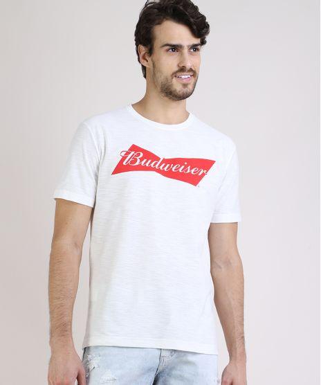 Camiseta-Masculina-Budweiser-Manga-Curta-Gola-Careca-Branca-9941990-Branco_1