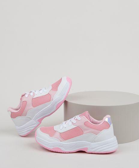 Tenis-Feminino-Palomino-Sneaker-Chunky--Rosa-9940897-Rosa_1