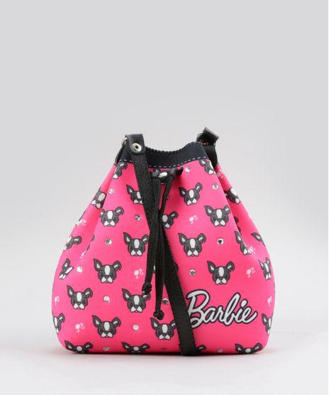 Bolsa-Estampada-da-Barbie-com-Brilho-Pink-8741765-Pink_1